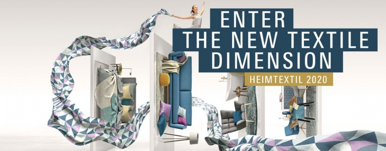"International home interior and design exhibition ""Heimtextil"" 2020"